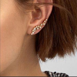 Baublebar dainty ear cuff